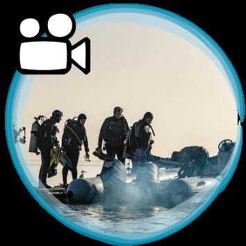 Webinář o potápění